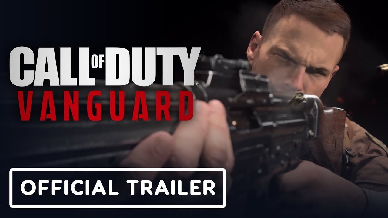 Call of Duty: Vanguard Weapons - Official Beta Trailer
