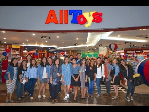 ALLToys VISTA MALL Taguig Opening Oct 2016 FunMTV by TGS&A (Next Day Edit : DJI Osmo)