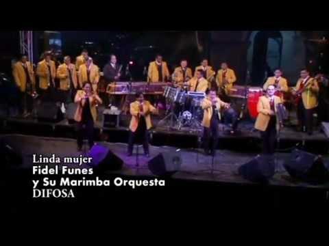 Download Fidel Funes y su Marimba Orquesta - David Funes y Linda Mujer Musica de Guatemala