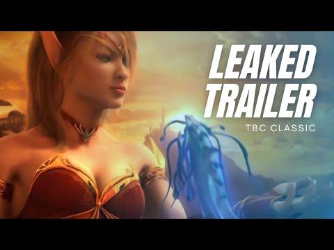 TBC Classic Trailer LEAKED !!! 😱