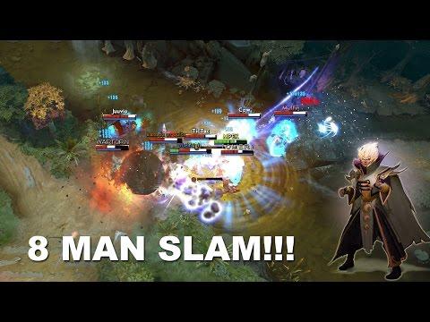 Man Epic Teamwipes Combos Big Massacre Dota 2