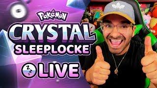 Pokemon Crystal Sleeplocke