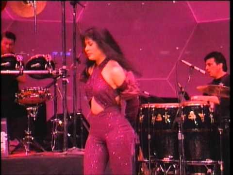Selena Last Concert - YouTube