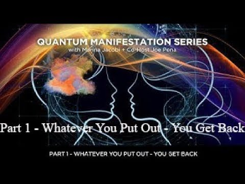 How to literally do anything  Quantum Manifestation - #1 Marina Jacobi S1E1 ( law of attraction )