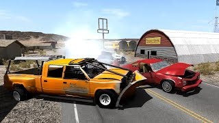 BeamNG.drive - Mad Mod D-Series