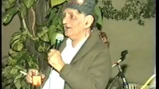 Anand Bakshi, Singing at Mehta Birthday - Part 1 (Kati Patang / Alag Alag)