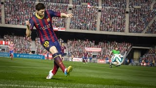FIFA 15 Gameplay (PC HD)