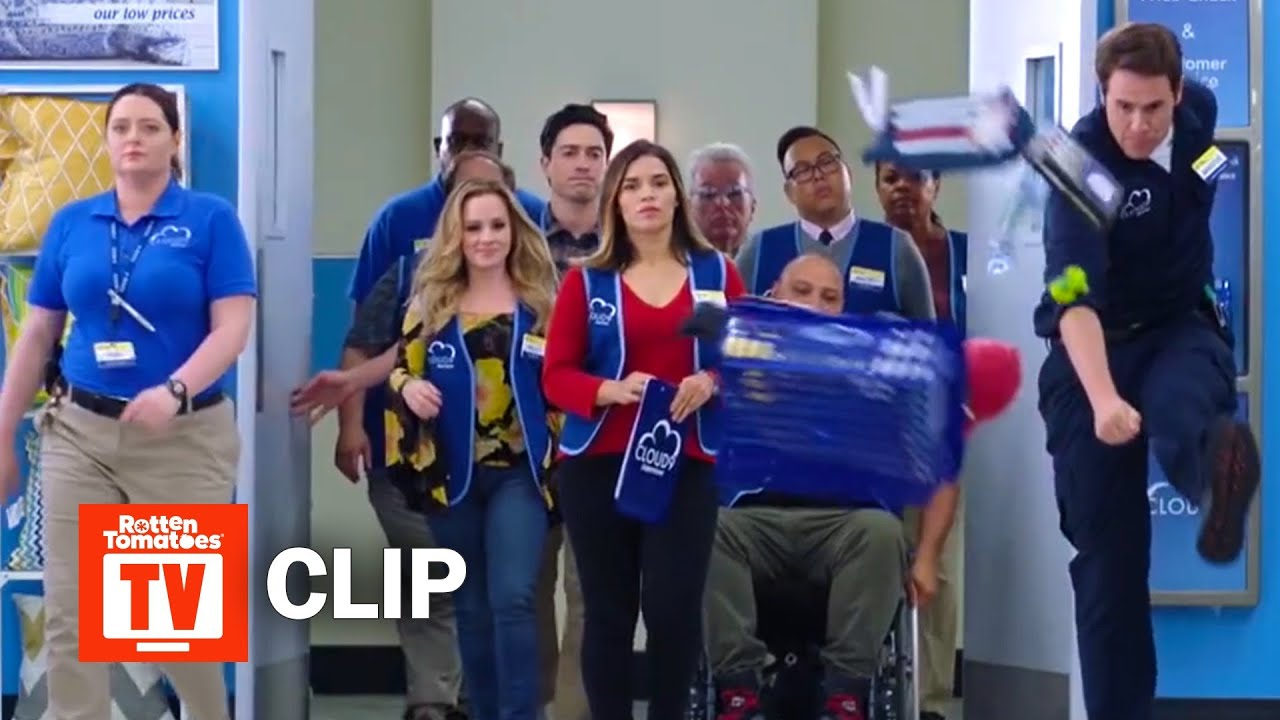 Download Superstore S03E10 Clip | 'We Might Just Crap This Bed Yet' | Rotten Tomatoes TV