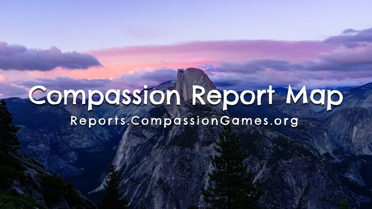Global Unity Games - Compassion Games International