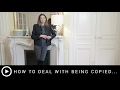 What To Do If Someone Copies You