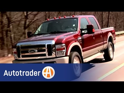 2008 2010 Ford Super Duty Truck Used Car Review Autotrader