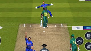 15th June South Africa vs Afghanistan ICC World cup 2019 full match Highlights real cricket 2019