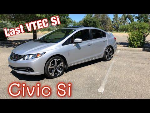 2014 Honda Civic Si Review- The last VTEC Si