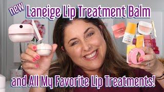 NEW Laneige Lip Treatment Balm…