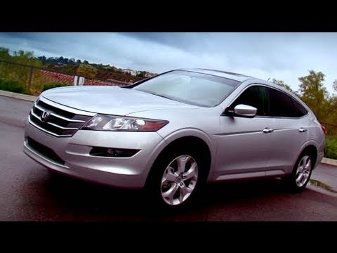 2011 Honda Crosstour Review Kelley Blue Book Youtube
