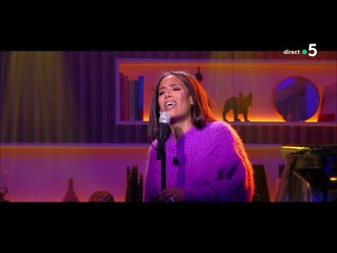 Youtube: Le live: Amel Bent« 1, 2, 3» – C à Vous – 21/01/2021