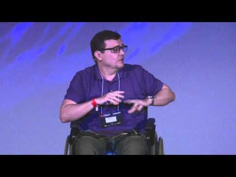 O bem é viral! | Emerson Damasceno | TEDxFortaleza