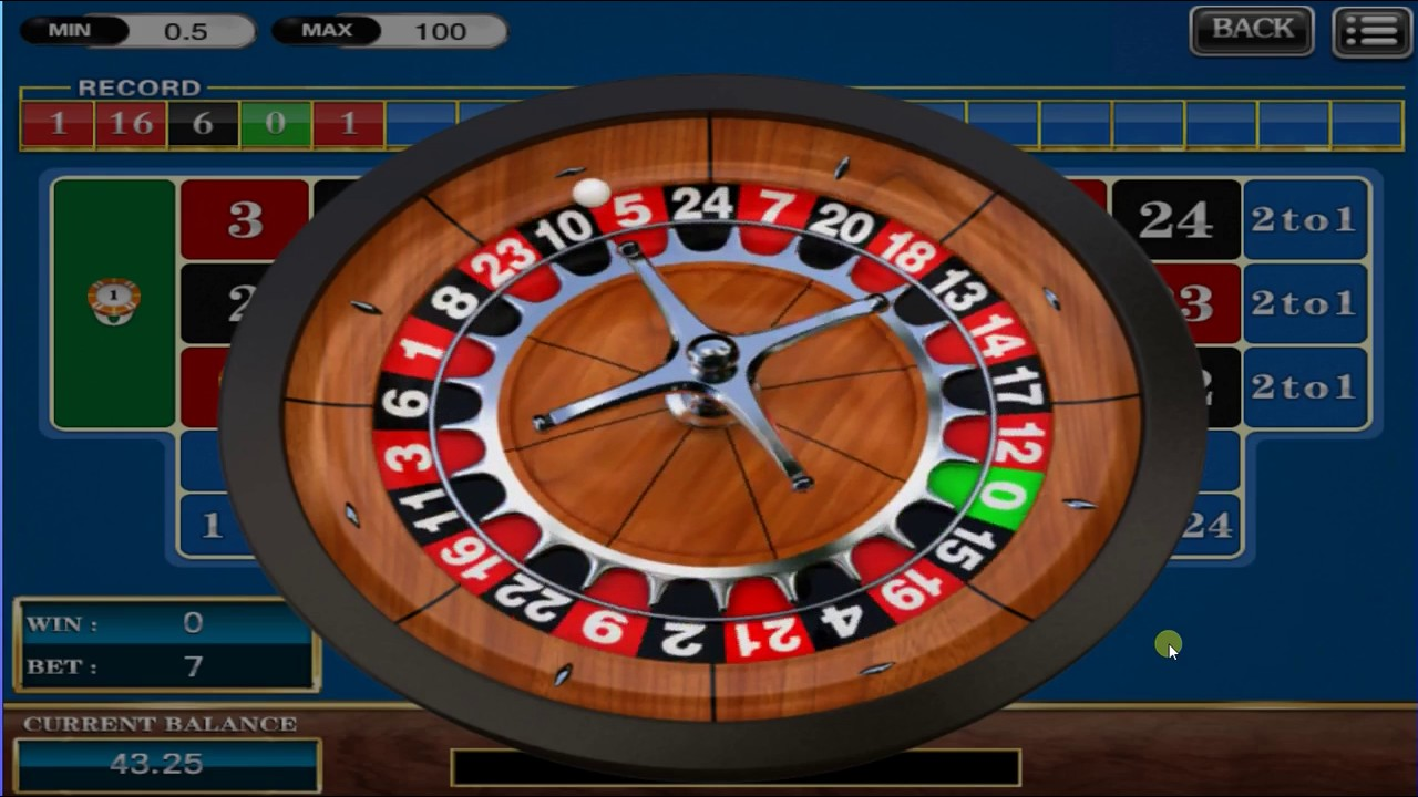 SCR888 Roulette24 Mobile Slot Game Malaysia