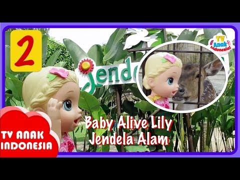 baby-alive-lily-bermain-ke-jendela-alam-bandung-|-baby-alive-|-tv-anak-indonesia
