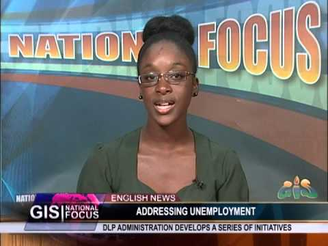 GIS Dominica, National Focus for April 1, 2014