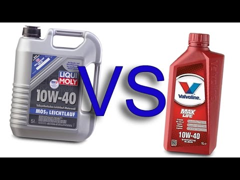 liqui moly mos2 10w40 vs valvoline maxlife 10w40 test. Black Bedroom Furniture Sets. Home Design Ideas
