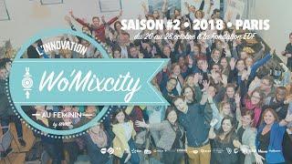 Wo'Mixcity #2 Paris - 26, 27 & 28 octobre 2018