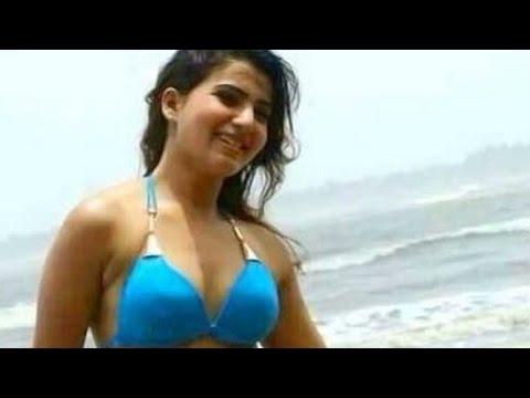 very hot y samantha bikini scene leaked in new movie