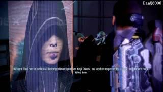 Mass Effect 2: Kasumi's Stolen Memory DLC HD Playthrough Part 1 - Meet Kasumi Goto   DanQ8000