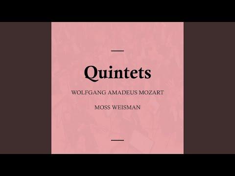 Piano, Oboe, Clarinet, Horn & Bassoon Quintet in E Flat Major, K. 452: II. Larghetto