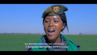 DEFENCE AND SECURITY CHOIR   Mukasungane official video