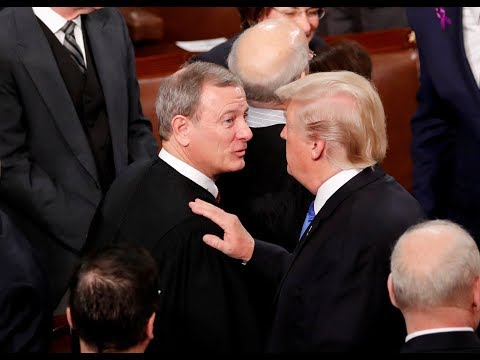 Why Chief Justice Roberts' response to Trump matters