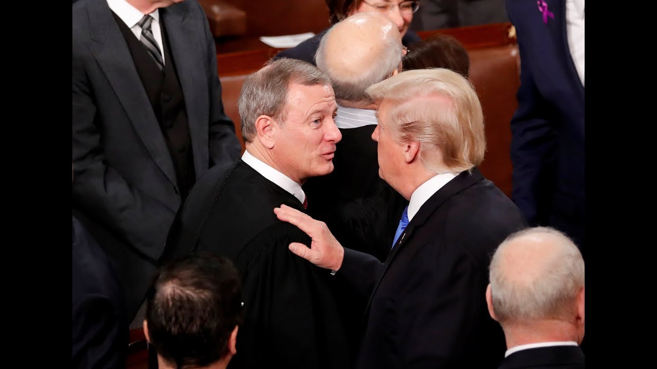 Opinion: Who is Chief Justice John Roberts?