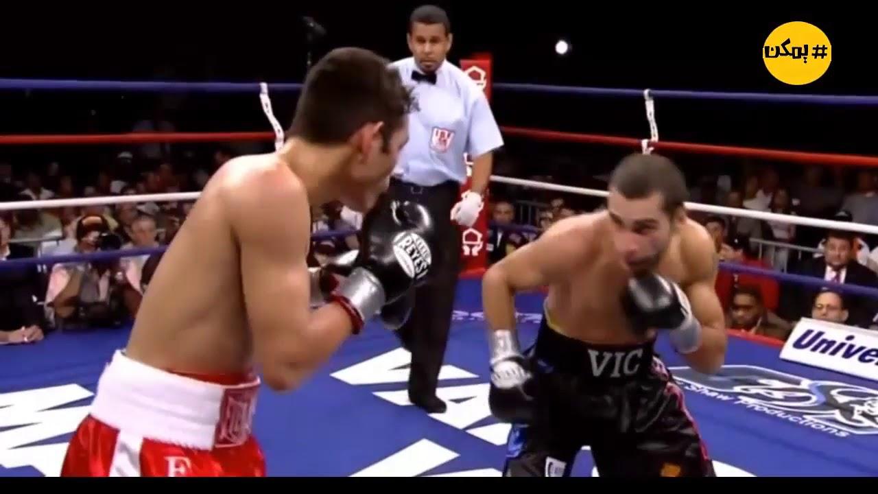 اقوى اللكمات في تاريخ  رياضة الملاكمة في دقيقتين