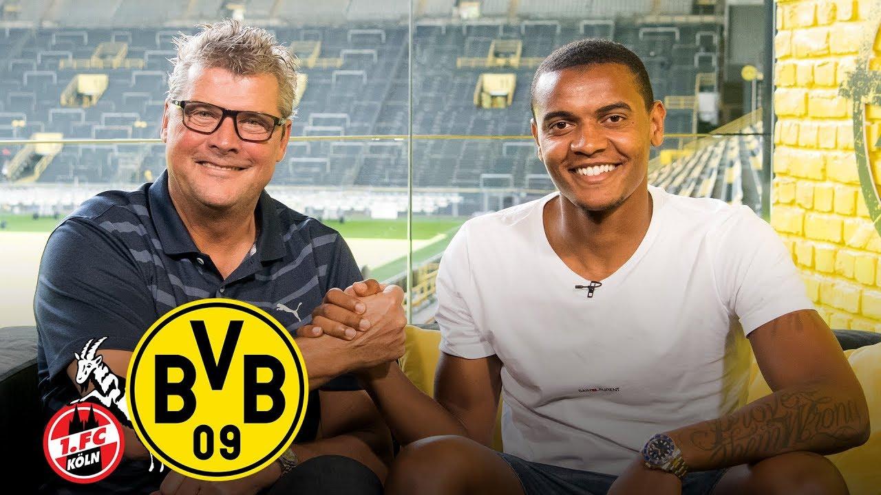 """""""Modeste muss ich stoppen""""   Manuel Akanji im Feiertagsmagazin   1. FC Köln - BVB"""