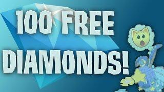 INSANE ANIMAL JAM GLITCH! 100 FŔEE DIAMONDS