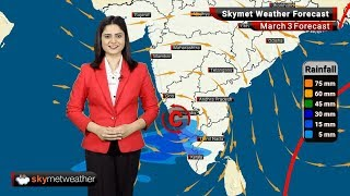 Weather Forecast Mar 3: Temperatures to increase in Maharashtra, dry weather in Mumbai