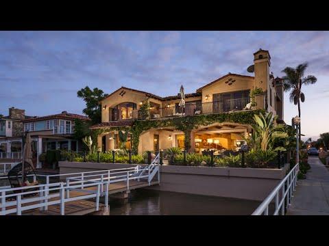 800 Via Lido Nord, Newport Beach CA 92663
