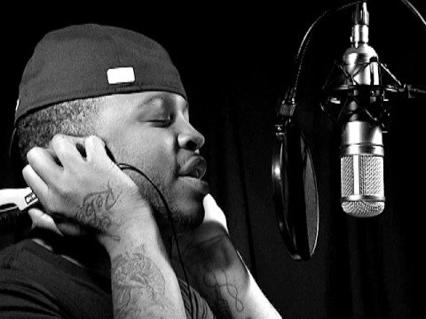 Pleasure P - In The Studio -