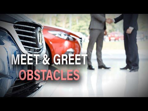 Part 5: Meet & Greet Obstacles - David Lewis