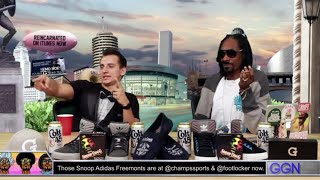 Vitaly, Snoop, Zombies, Nutella, etc... | GGN with SNOOP DOGG