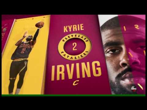 NBA Saturday PrimeTime On ABC Theme: CLE Vs CHI