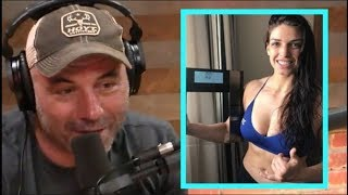 Joe Rogan on Mackenzie Dern Missing Weight & Her Accent