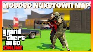 GTA Online Modded Nuketown 2017 | GTAV Online Gameplay (PS4 PRO)