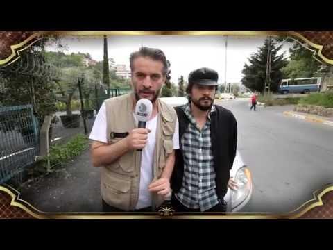 Beyaz Show - Gülben Ergen'in Otostop Çektiği Adam (08.05.2015)