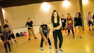 Me Eazi - Skin Tight (Dancehall Funk) LA Class