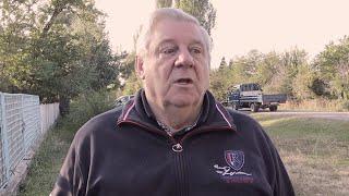 генрих Келлер, который дарит инвалидные коляски