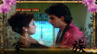 My Favourite Love Parts From Movie MR BOND 1992 Akshay Kumar