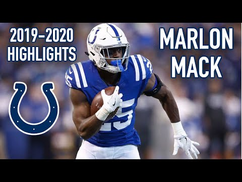 Marlon Mack 2019-2020