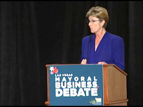 Las Vegas Chamber of Commerce - Mayoral Business Debate