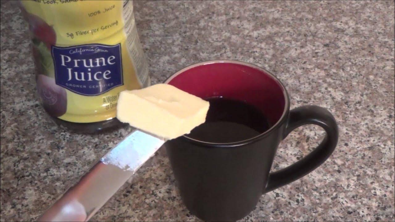 Fast Constipation Relief {Life Hack} : Warm Prune Juice ...